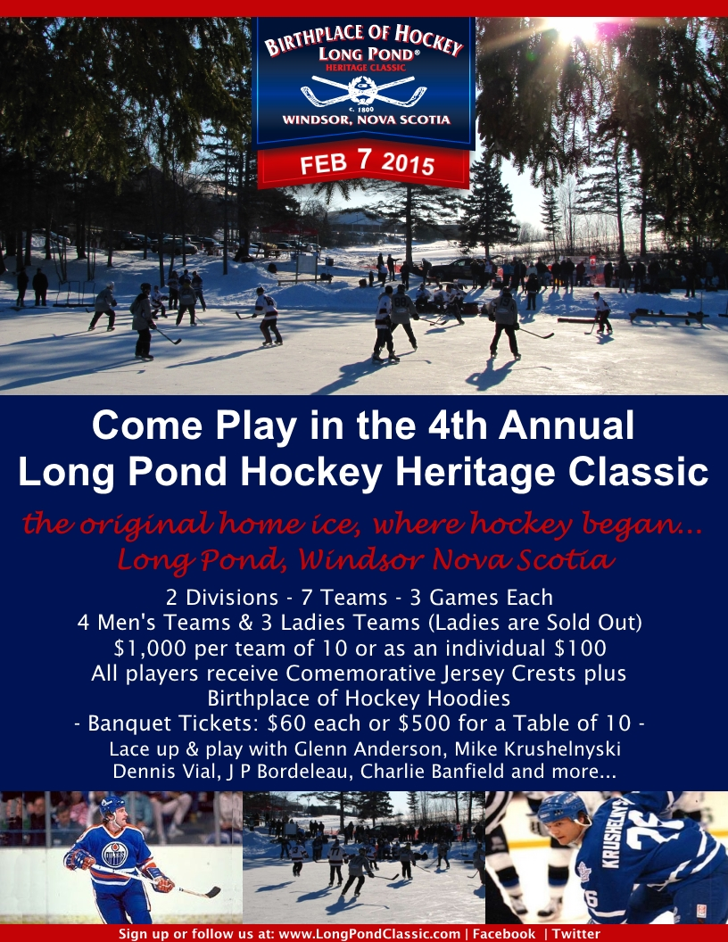 Long Pond Classic 2015 E-Flyer