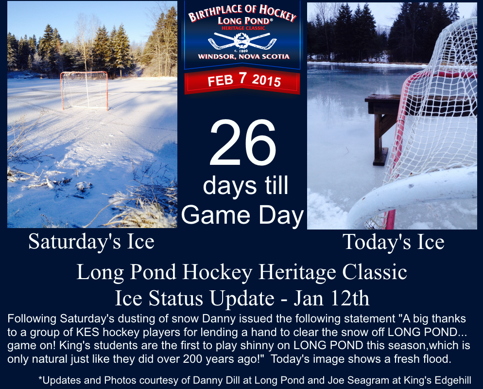 Jan 12 Ice Status and Weather Update LPHC 2015_1