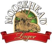 Moosehead Lager sponsor logo