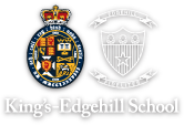 King's Edgehill School logo