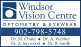 windsor vision center sponsor logo