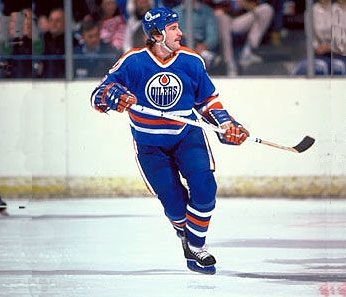 Glenn Anderson Lacing up for Long Pond Classic 2015