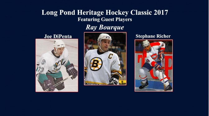 Stephane Richer Added to Long Pond Lineup