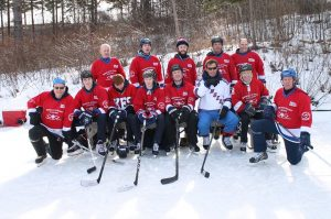 Long Pond Classic Team: KES with Ron Duguay