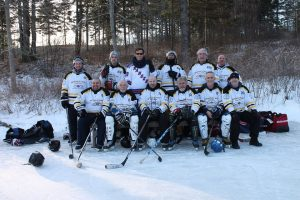 Long Pond Classic Team