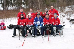 Long Pond Classic Team: The Heat with Wendel Clark